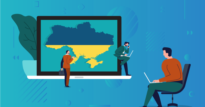 IT outsourcing companies in Ukraine