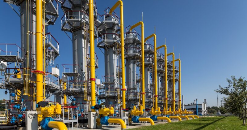 Purchase of natural gas on the electronic platform