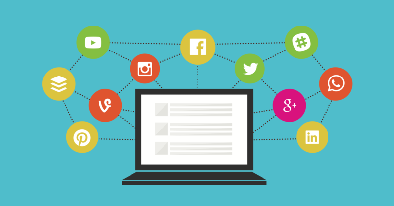 How to accelerate the promotion of content in social networks?